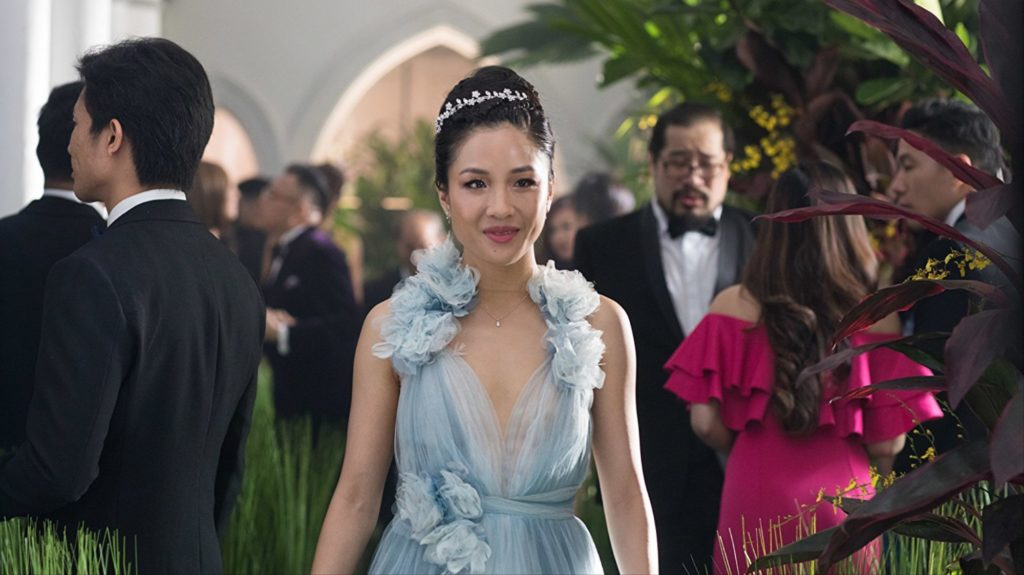"Image: Constance Wu as Rachel Chu in ""Crazy Rich Asians"""